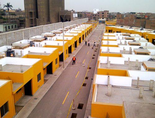 Producción social del hábitat en Lima, acceso al Habitat Digno (2012 – 2015)